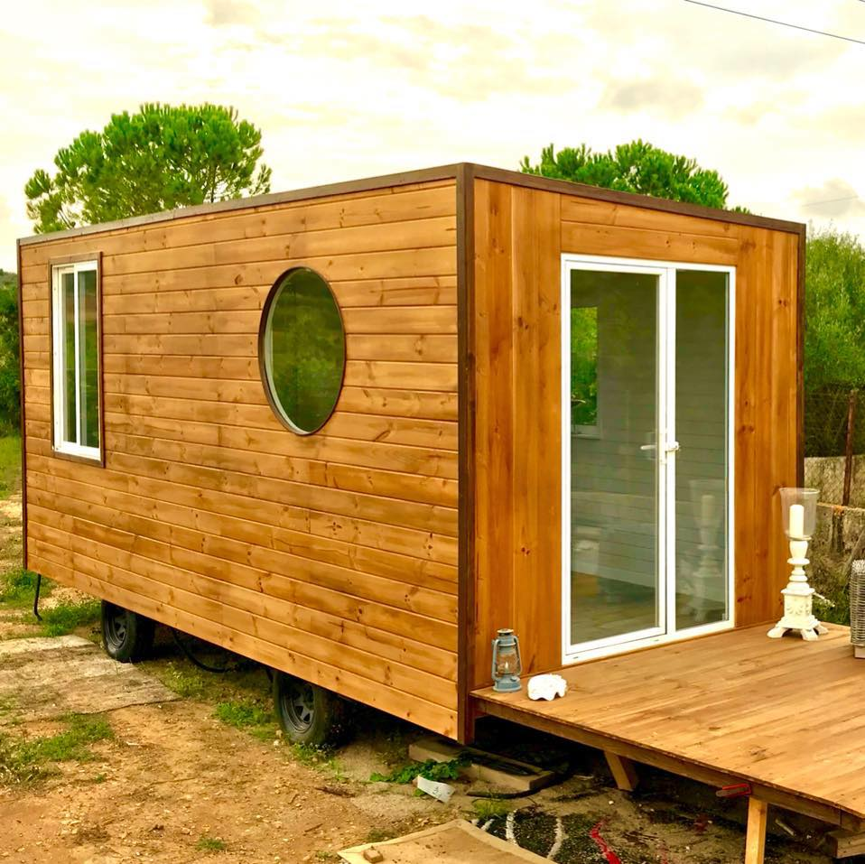 Tiny Houses von La Carcoma Industries