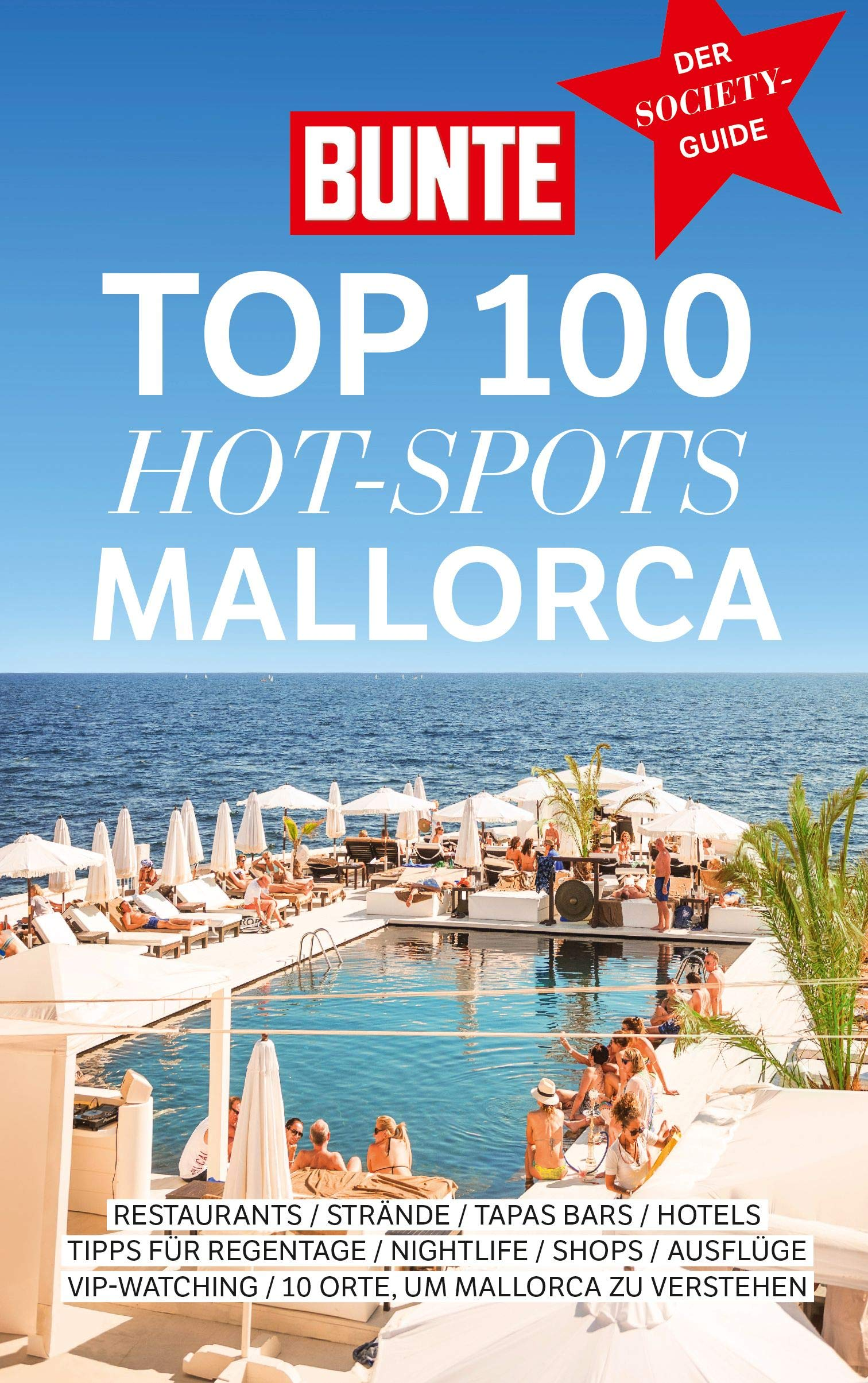 BUNTE Top 100 Hot-Spots Mallorca