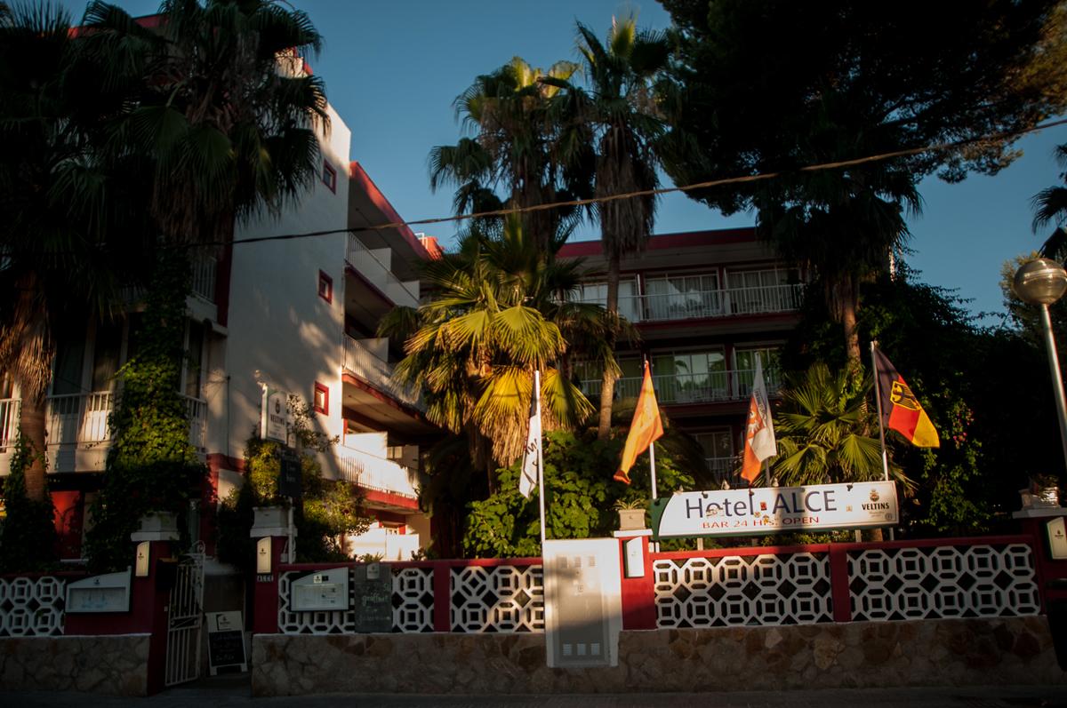 Hotel Residencia Alce