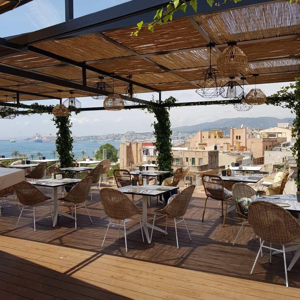 Almaq Rooftop - Hotel Es Princep