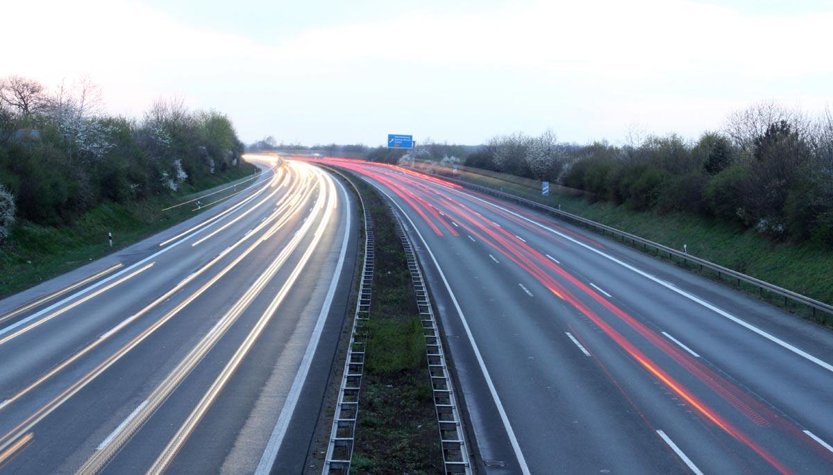 Autobahn auf Mallorca