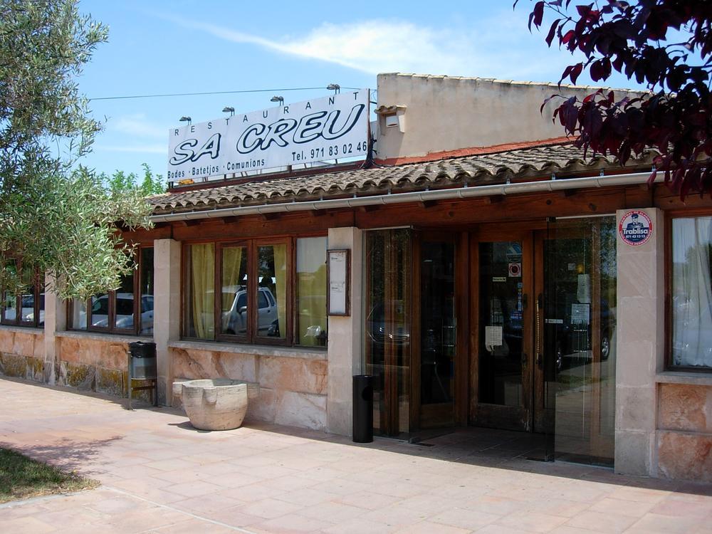 """Bar """"Sa Creu"""" in Petra"""
