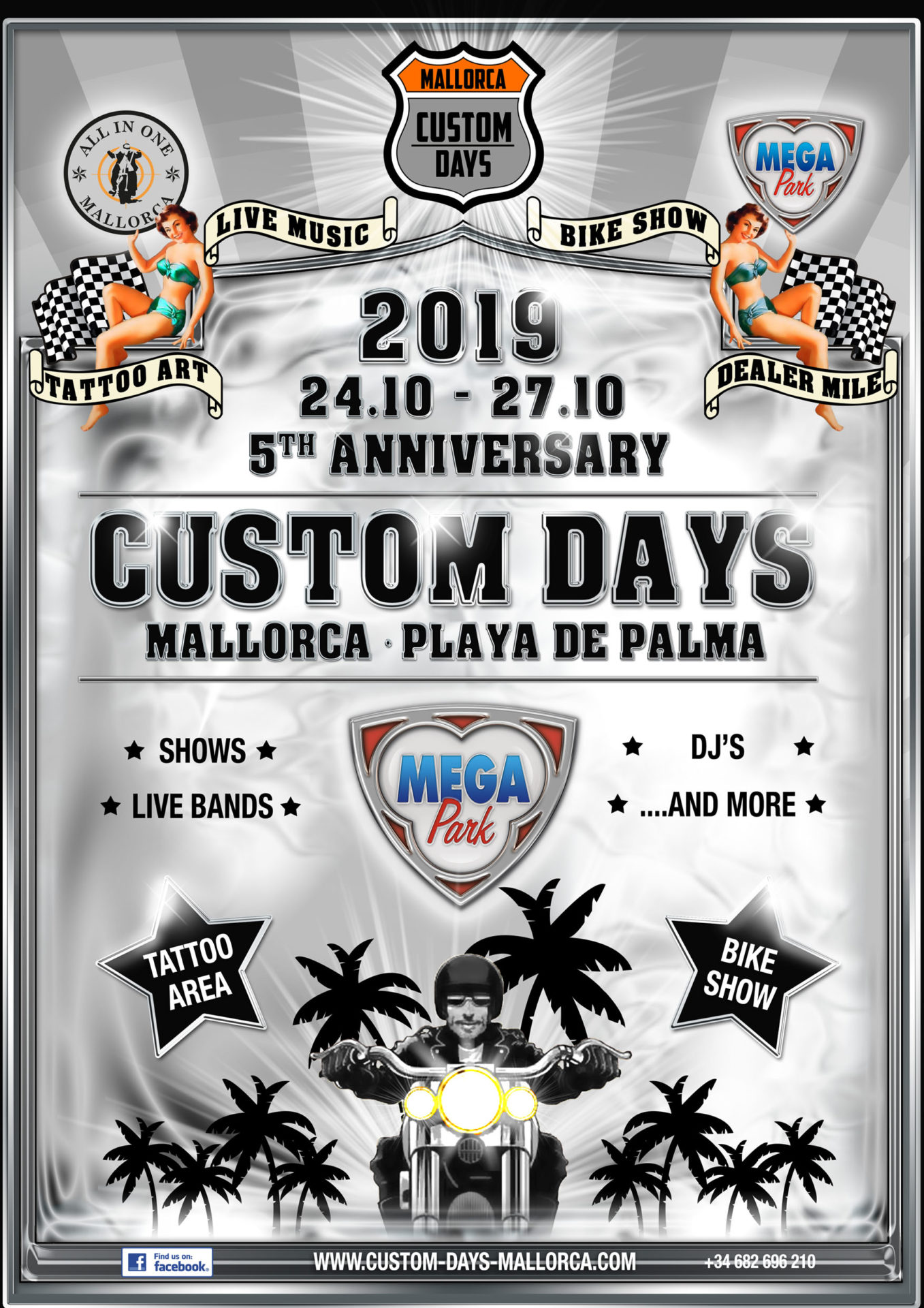 5. Custom Days Mallorca 2019