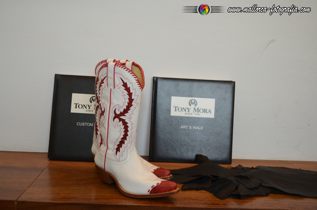 Tony Mora Boots - Calonge