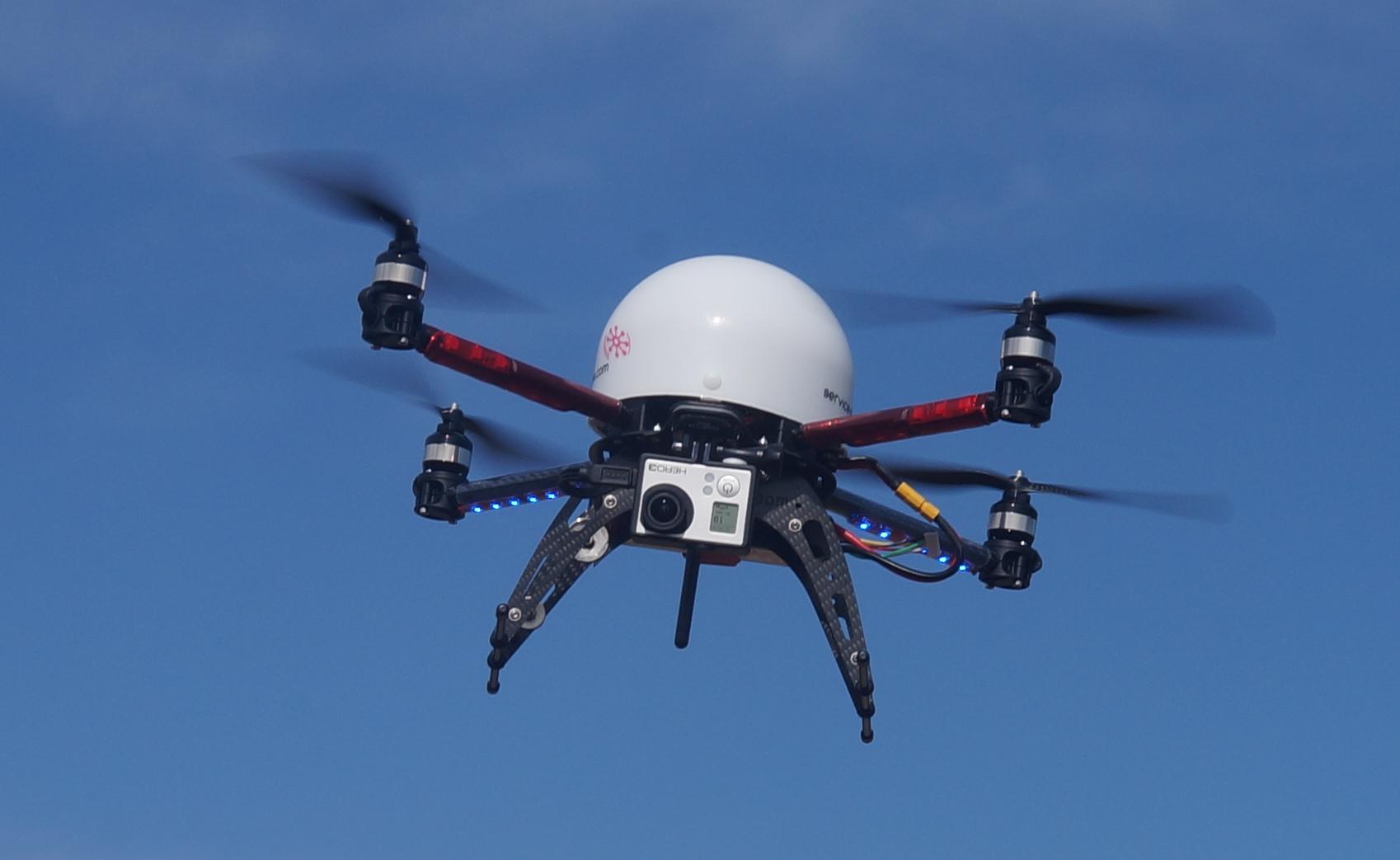 Drohnen auf Mallorca