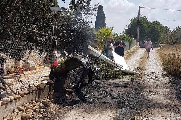 Mindestens fünf Menschen kamen bei der Kollision ums Leben
