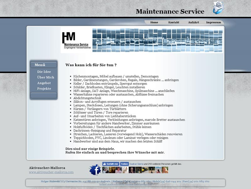 HM Maintenance Service