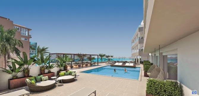 alltours, das allsun Hotel Marena Beach an der Playa de Palma