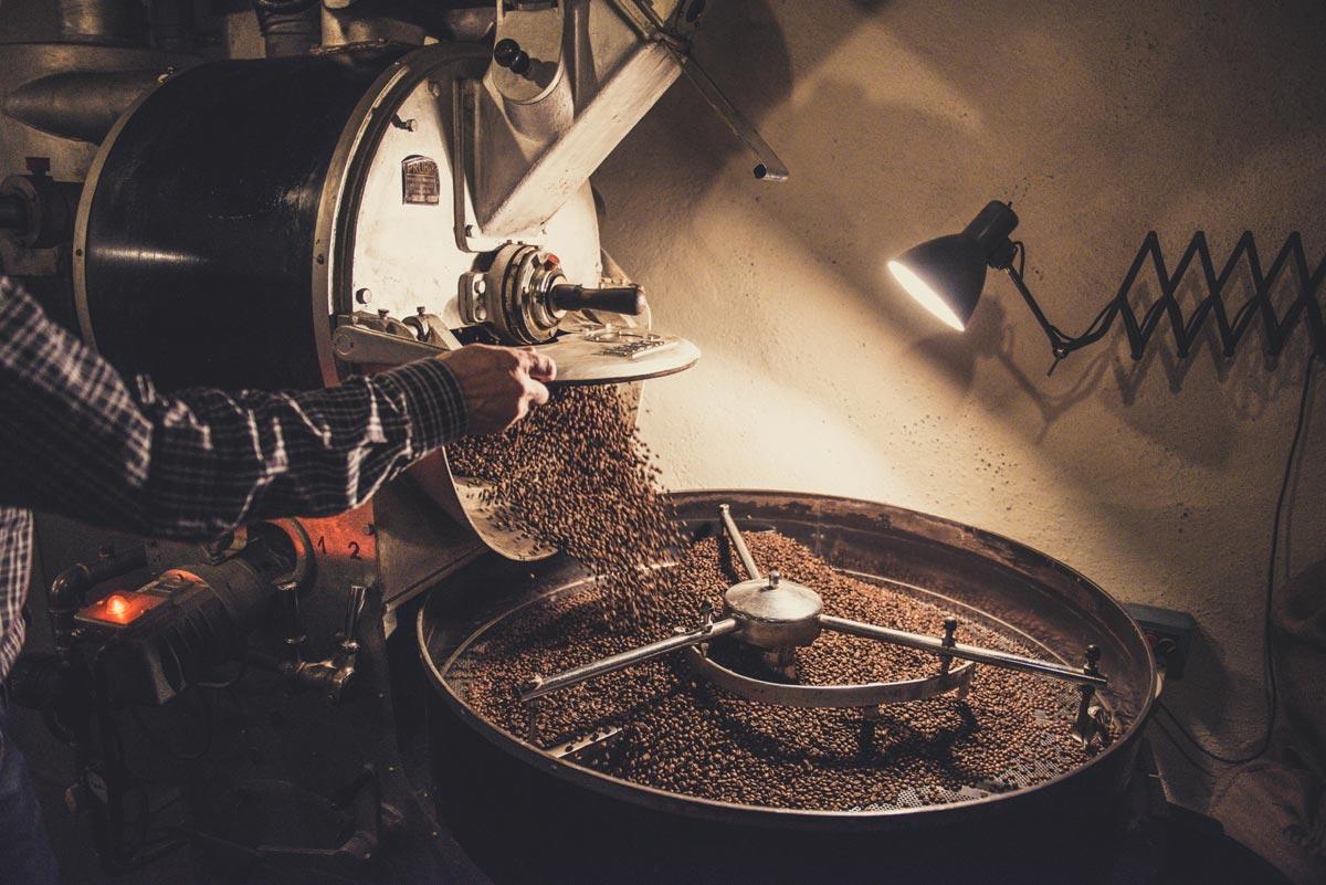 Kaffee Rösterei