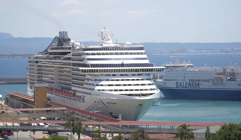 Kreuzfahrt-Ziel Mallorca