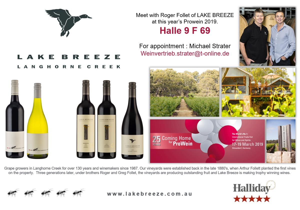 Oversea Wine Alliance - Lake Breeze