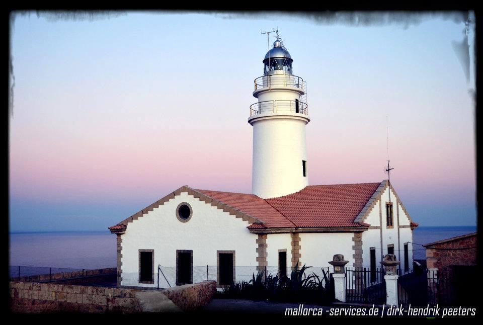 Leuchtturm Cala Ratjada - Far de Capdepera