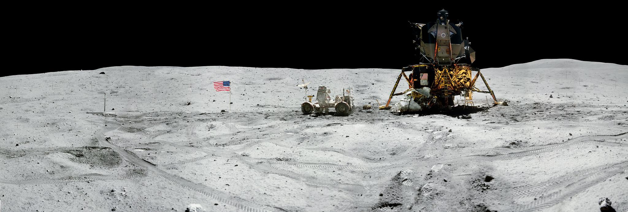 Mondlandung 1969