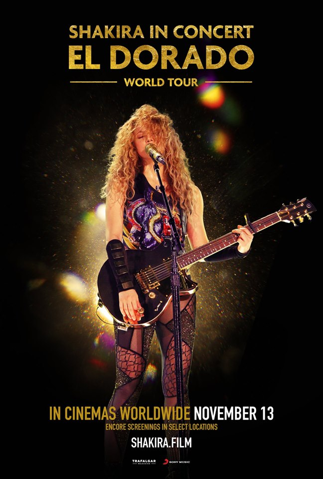 "Shakira - ""El Dorado World Tour"""