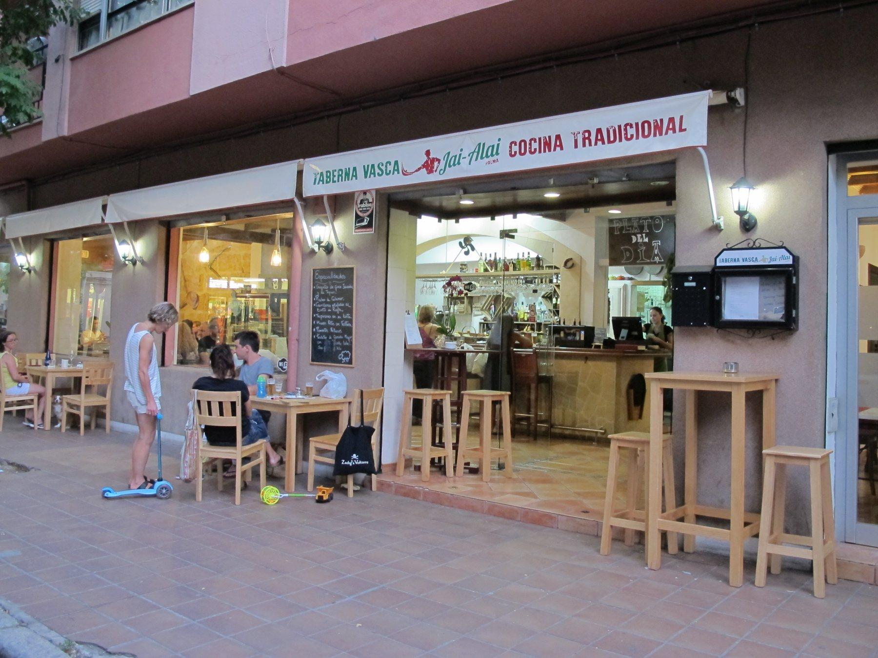 Restaurant Jai Alai