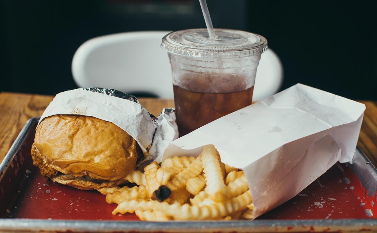"""Take-Away - Fast Food"""