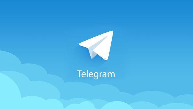 "News & Aktuelles per ""Telegram"" erhalten"