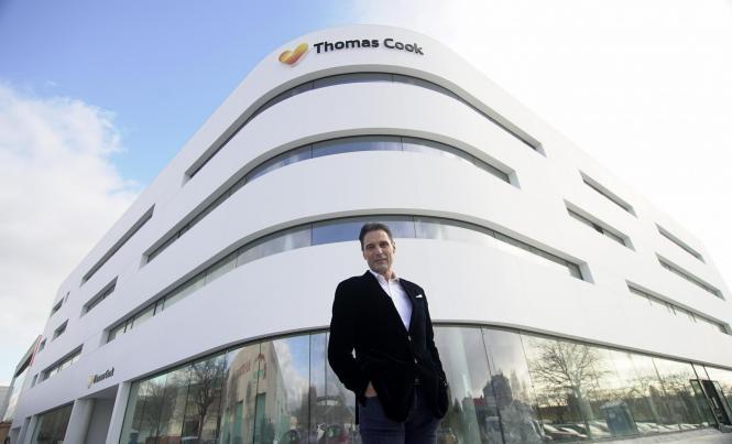 Thomas Cook in Palma