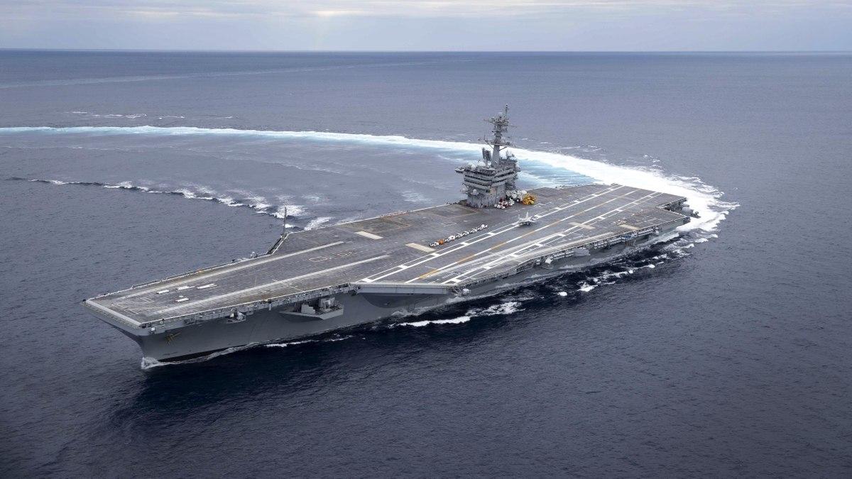Flugzeugträger USS Abraham Lincoln