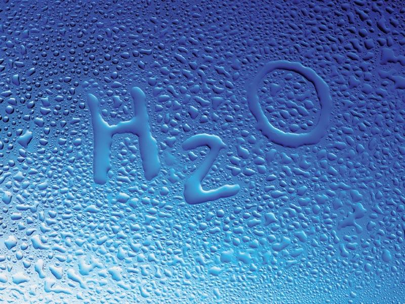 Wasser - ein kostbares Nass
