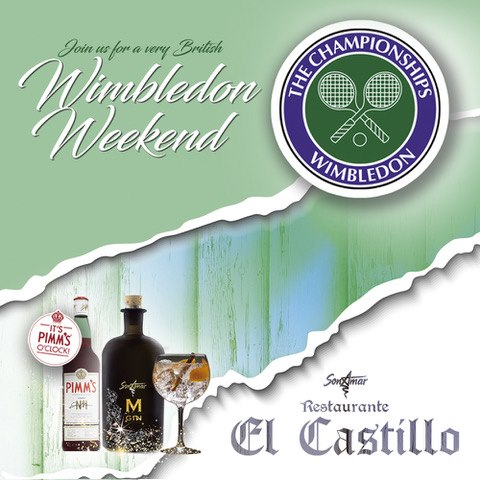 Wimbledon Weekend Son Amar