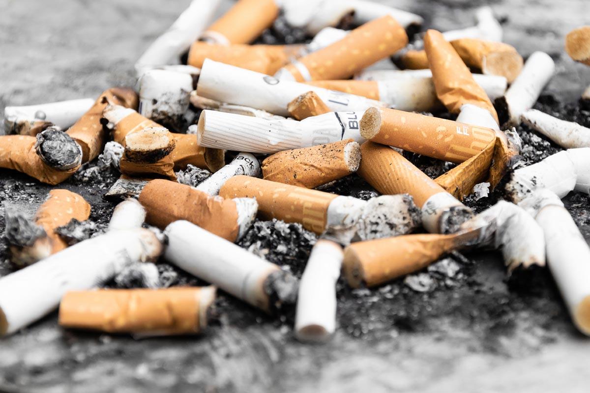 Rauchfrei - Zigaretten