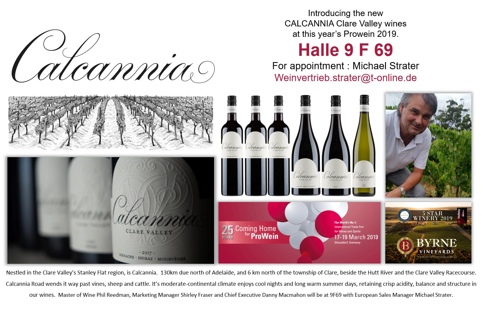 Oversea Wine Alliance - Calcannia