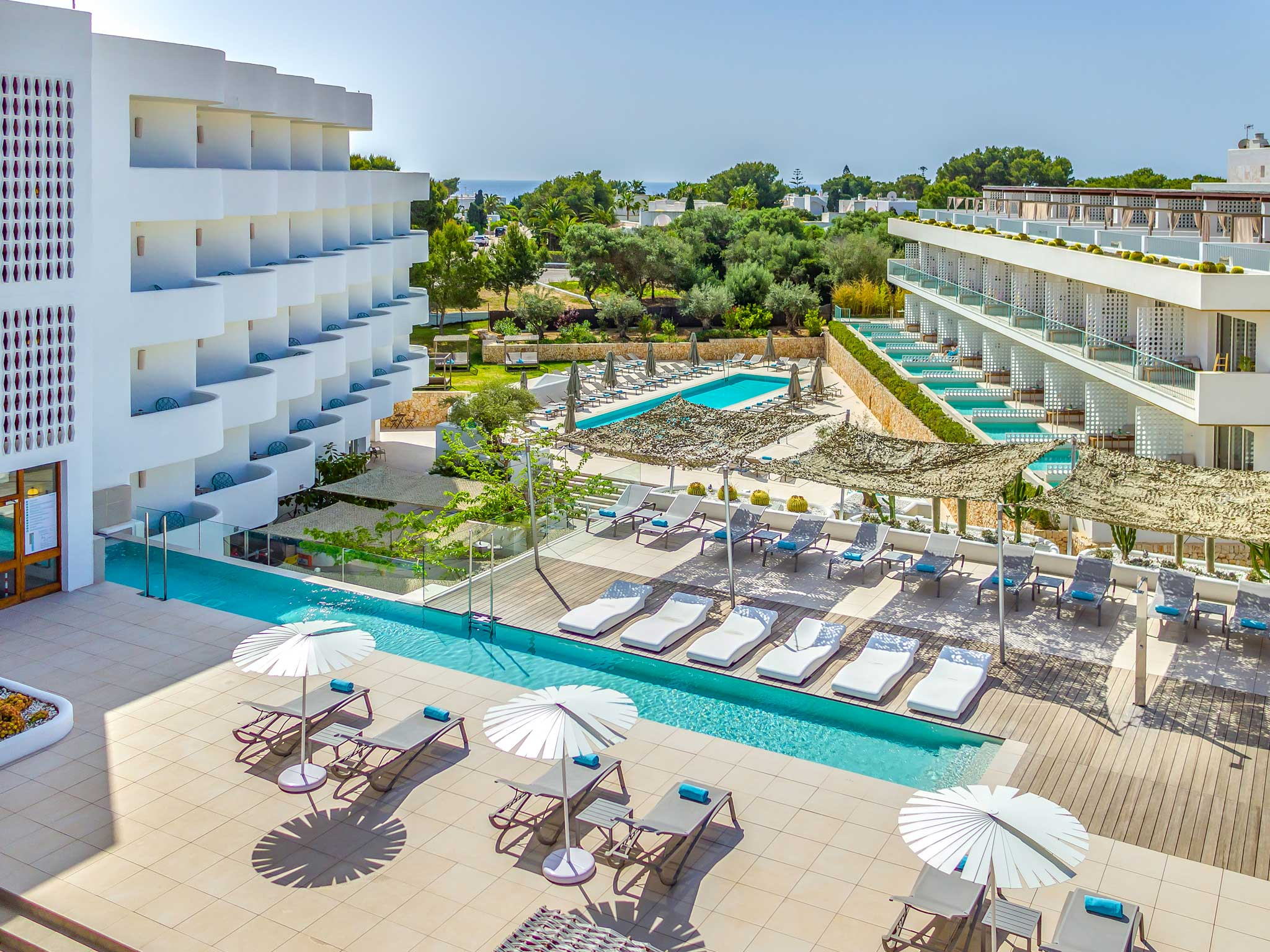 Inturotel Cala Esmeralda Hotel auf Mallorca