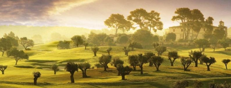 "»Das Leading-Handicap auf Mallorca - ""Die ""Lindner Mallorca Golf Trophy""« © Golf Son Gual"