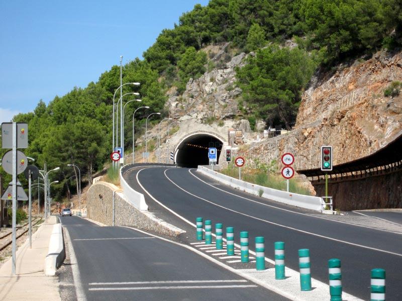 Tunnel von Sóller